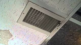 How To Remove Ceiling Water Stains from White Ceiling Tiles.mp4