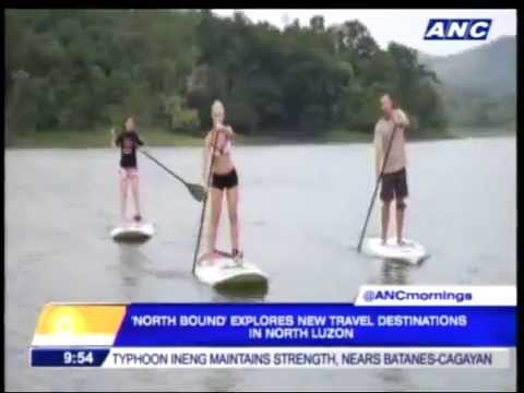 North Bound, exploring travel destinations in Northern Luzon