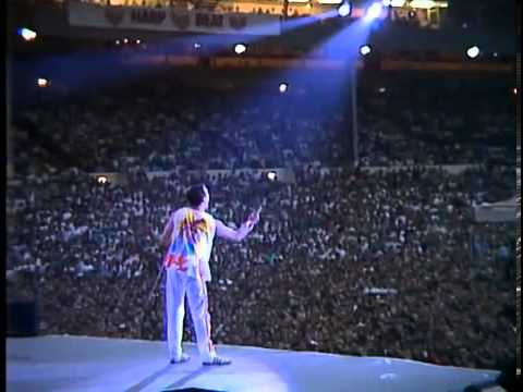 Queen - Love of My Life(Live at Wembley -1986)