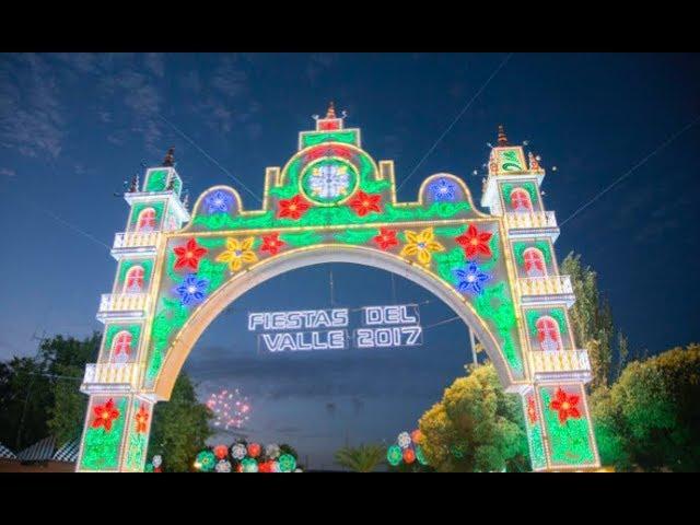 VÍDEO: Inauguración de la Feria Real del Valle 2017