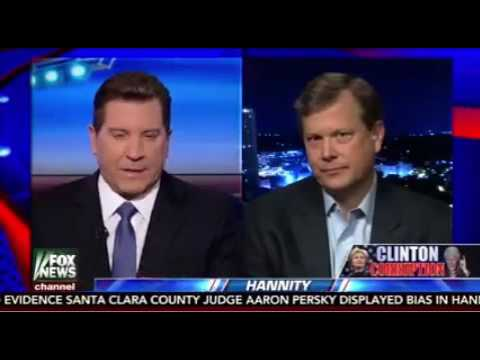 Peter Schweizer on why Hillary lost the election