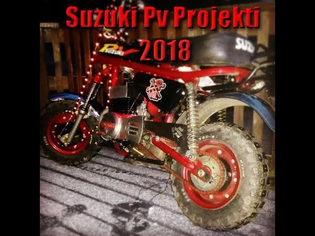 Suzuki pv projekti 2018
