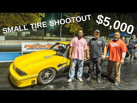 $5,000 Small Tire Shootout 2017