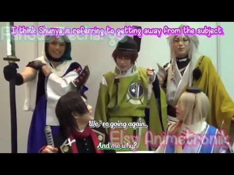 Touken Ranbu Expo Japan 2017 Sub Eng FanSub Recharge