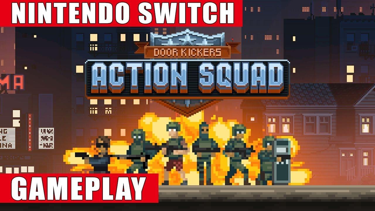 Δείτε footage από το Door Kickers: Action Squad