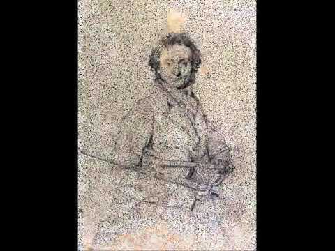 Niccolo Paganini, Caprice No. 6 in g-minor played by Jochen Brusch