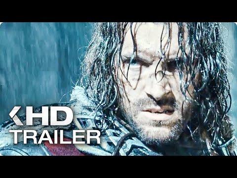 MITTELERDE: Schatten des Krieges Live-Action Trailer (2017)