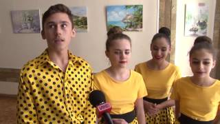 Народный ансамбль «Акъяр» дал отчетный концерт