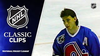 Star-Studded Sudden Death Shootout at 1992 NHL All-Star Skills Competition