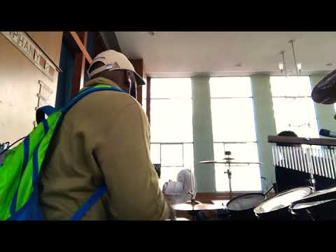 Greet somebody in Jesus Name Drum Cover' Charles Armstrong