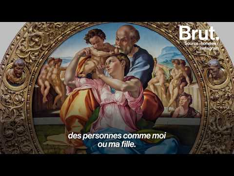 L'artiste Harmonia Rosales réinterprète les grands classiques de la peinture
