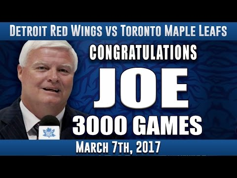 Leafs Highlights w/ Joe Bowen - 3/7/2017 | Detroit Red Wings vs Toronto Maple Leafs