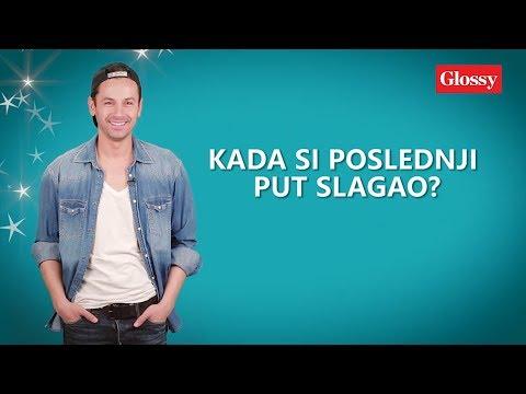Glossy lično - Dušan Kaličanin: Ne mogu više da glumim geja