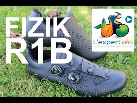 Image de la vidéo Test chaussures de vélo Fizik R1B