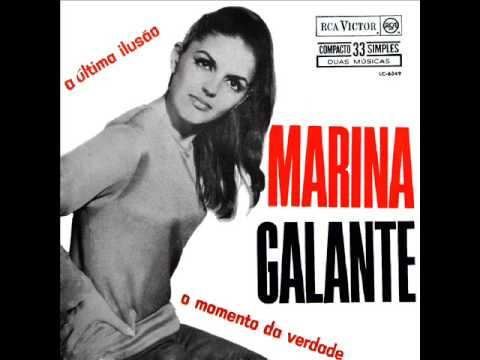 MARINA GALANTE - COMPACTO - 1967