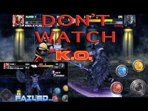 30 Menit Terbuang Percuma | BIMA-X Challenge Mode Area 12 | Karax Monster Gagak
