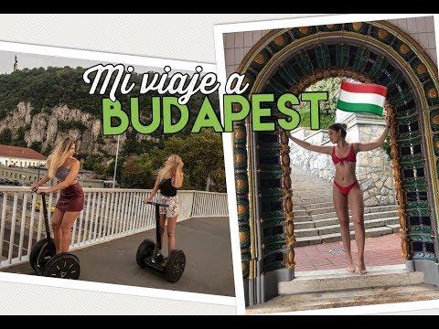 VIAJAR A BUDAPEST! #UnViajeAlMes - Danielle De Smet