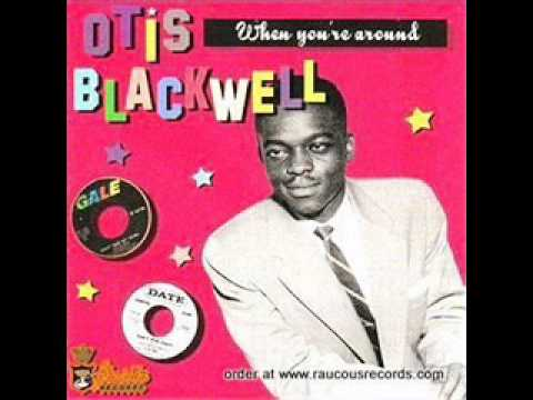 Otis Blackwell - One Broken Heart For Sale.wmv