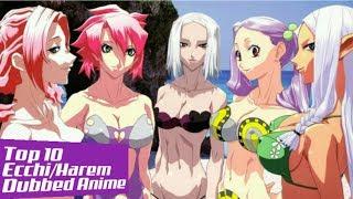 Good Ecchi Harem Anime Dubbed