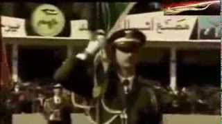 Syrian History: Commander in Chief Bashar al Assad`s Military Academy Graduation Ceremony