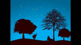 Rusa dan serigala (Lirik)