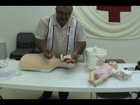 CPR Skill: Manikin Cleaning & Setup