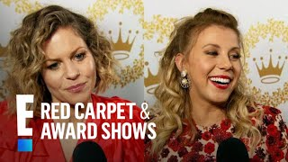 "Candace Cameron Bure & Jodie Sweetin Talk ""Fuller House"" Ending 