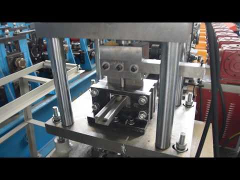 c purline machine with punch
