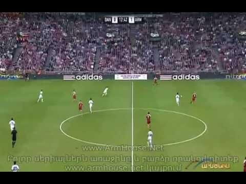 Дания - Aрмения / Denmark - Armenia 1