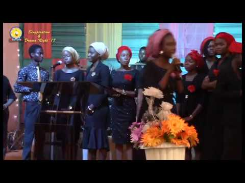 GLORIOUS DELIVERER By UCU Choir(singspiration '17)