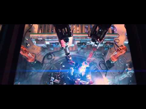 Age Of Ultron Official Trailer #3 (2015 )