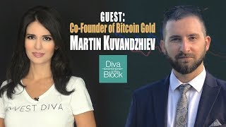 Bitcoin Gold Co-Founder Martin Kuvandzhiev Spills the Crypto Beans