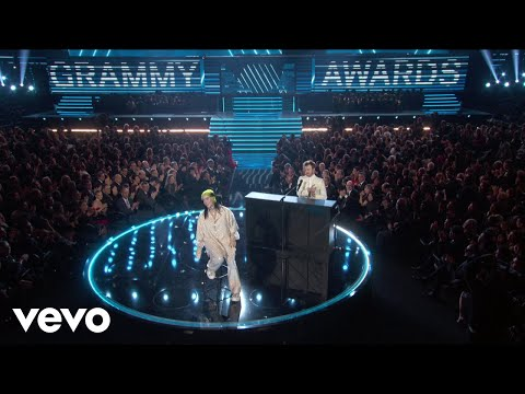 Billie Eilish - when the partys over (Live From The Grammys/2020)