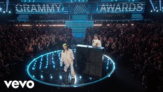 Download Billie Eilish - when the party's over (Live From The Grammys/2020) Mp3 and Videos