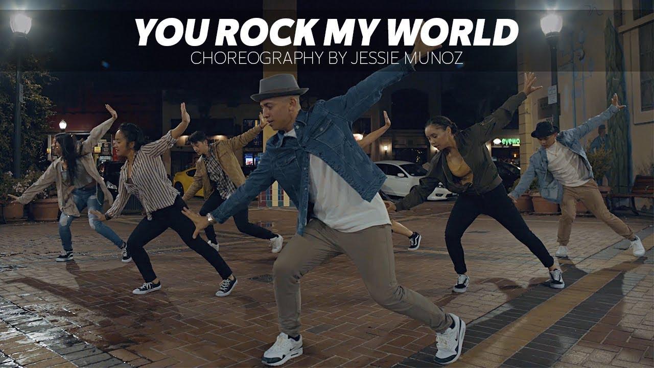"Download Michael Jackson ""You Rock My World"" | Choreography by Jessie Munoz"