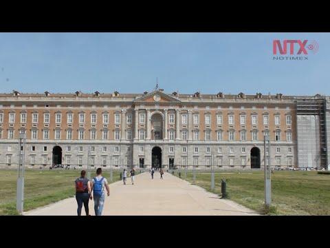 Es la Reggia di Caserta el Palacio Real más grande del mundo