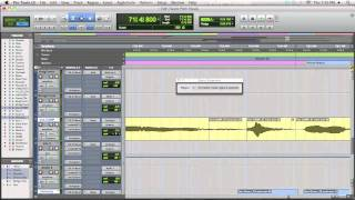 Elastic Pitch On Vocals In Pro Tools - TheRecordingRevolution.com