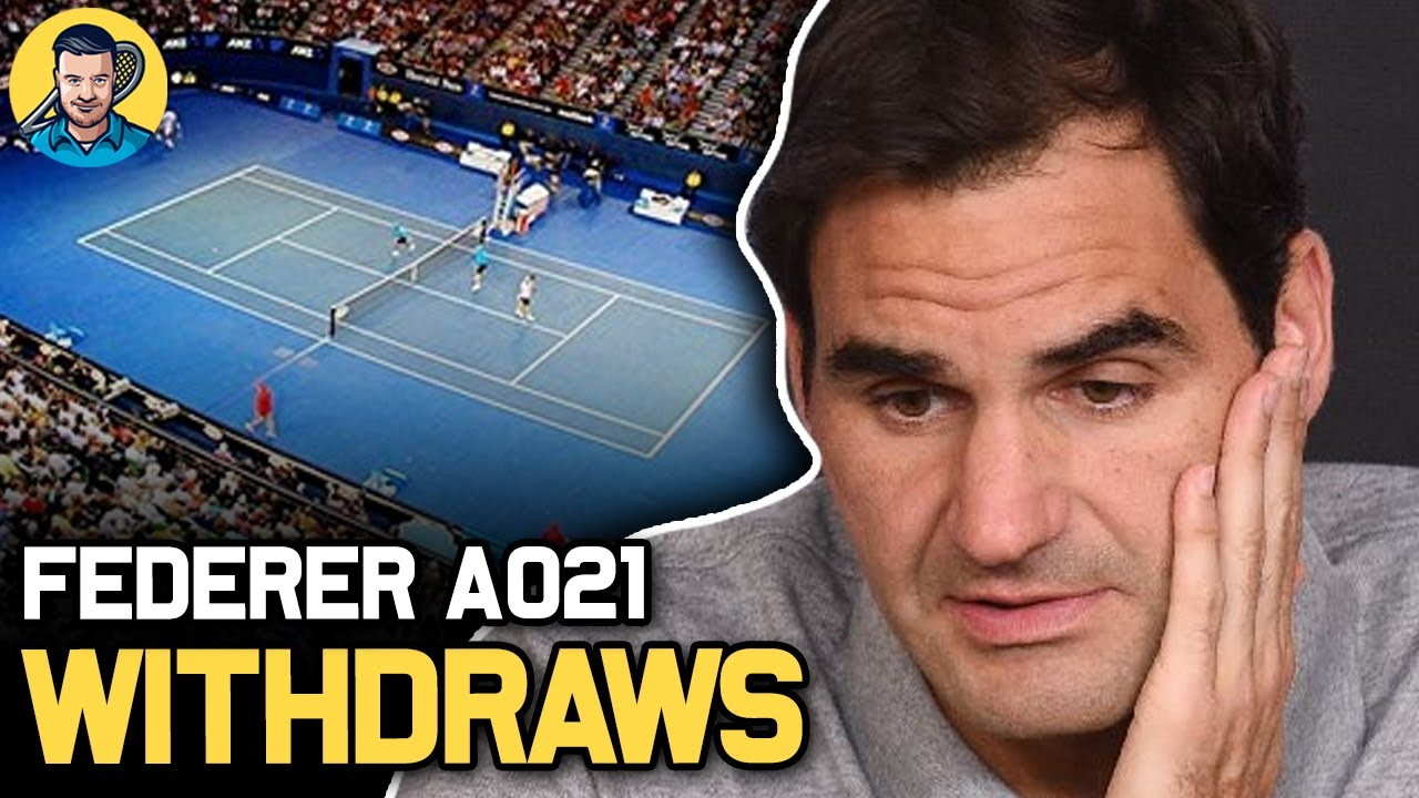 Roger Federer OUT of Australian Open 2021