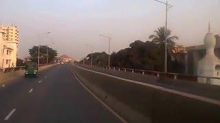 Digital Dhaka || Best Flyover in Dhaka|| MES Flyover|| Kuril Flyover|| Best Road in Dhaka