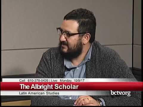 Latin American Studies at Albright 10-9-17