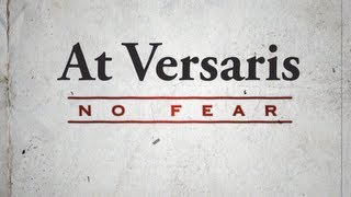 AT VERSARIS - No fear (feat Invincible beat Waajeed) - Oficial