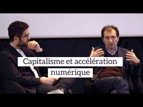 CAPITALISME & ACCÉLÉRATION NUMERIQUE - [Daniel Cohen et Alexandre Cadain]