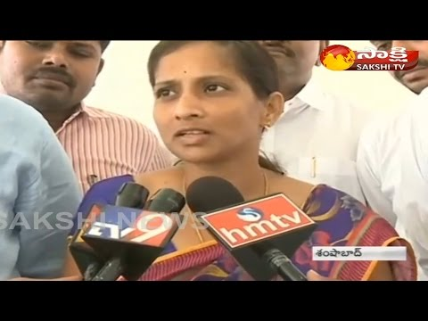 Ravikiran wife Sujana Complaints to Shamshabad DCP against her husband's arrest