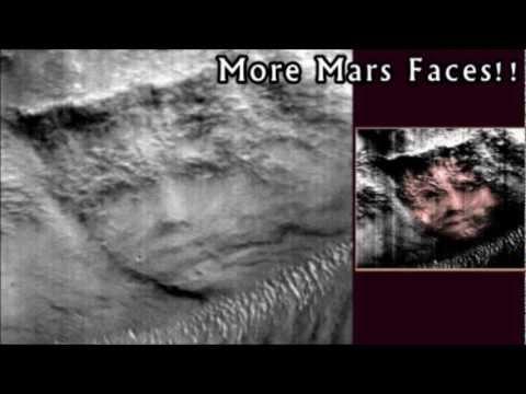 Alien UFO Disclosure Life on Mars  Richard Hoagland  Structures of Aliens