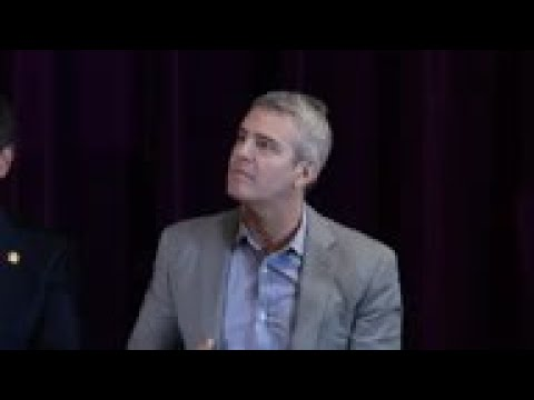 NY Governor, Andy Cohen push for surrogacy law