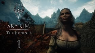 Skyrim The Journey - 1 (Просто Отдай Золото)