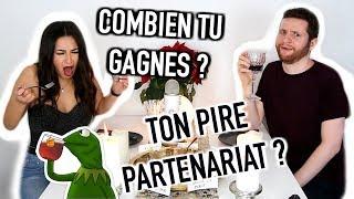 TU BALANCES OU TU MANGES ! ft. Alexandre Calvez - Horia