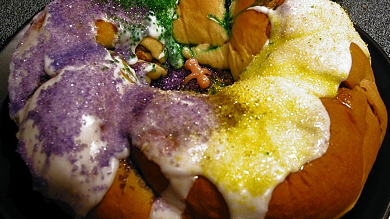 King Cake: What does it mean if you find the baby?