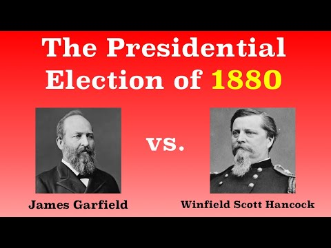 The American Presidential Election of 1880