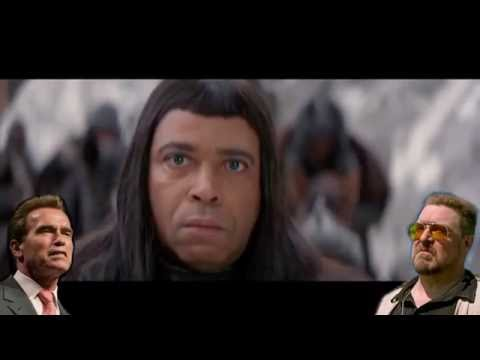 Arnold Schwarzenegger and John Milius' Conan The Barbarian Commentary